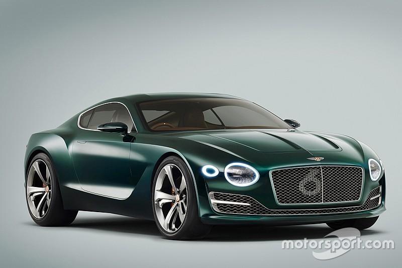 Bentley évalue une mise en production du concept EXP 10 Speed 6