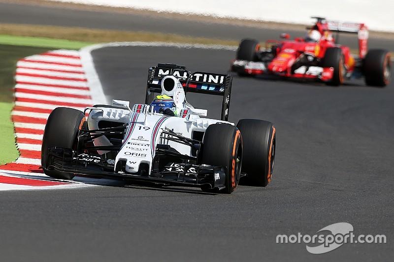 Масса: Надеюсь, у Ferrari возникнут проблемы
