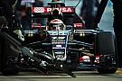 Maldonado serein concernant son contrat Lotus 2016