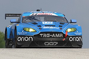 IMSA Preview Christina Nielsen likes the view from the top