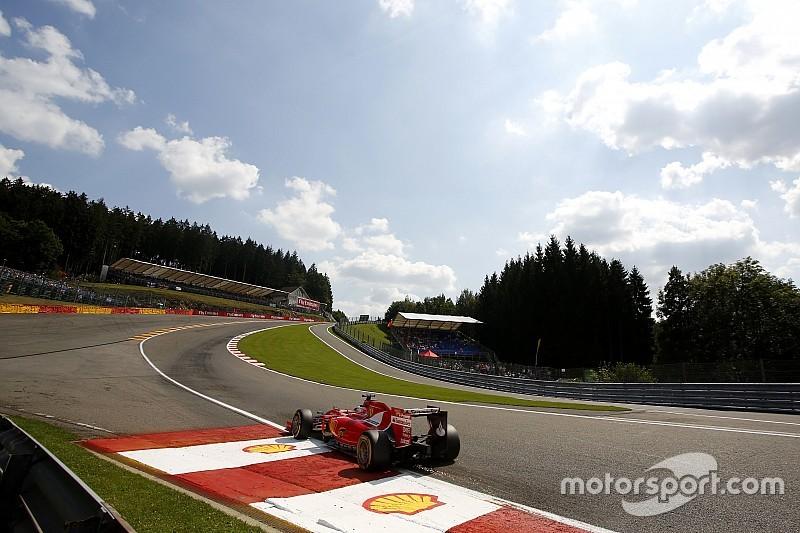 Vettel considera que hizo una buena vuelta