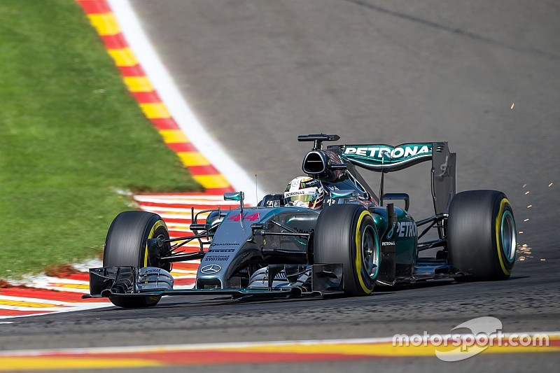 Spectacular Spa double for the Silver Arrows