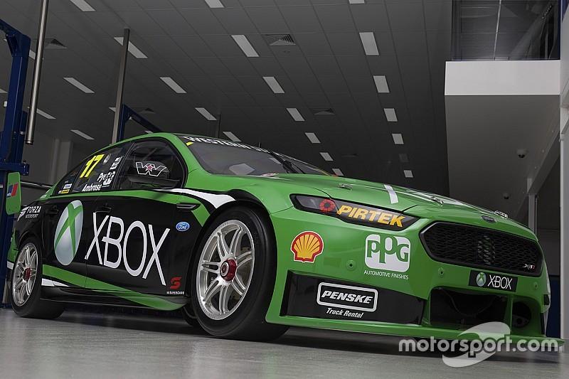 Penske goes green for V8 enduros