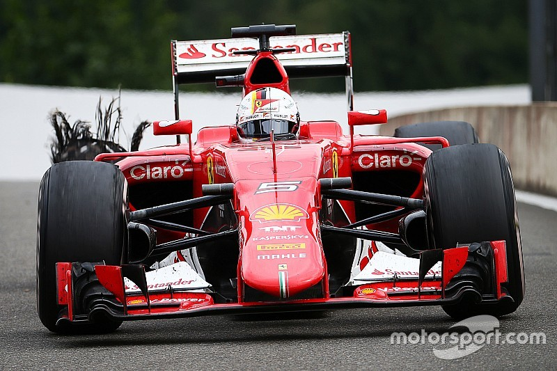 Coulthard: Vettel was right to rant; Ramirez: Vettel should apologise