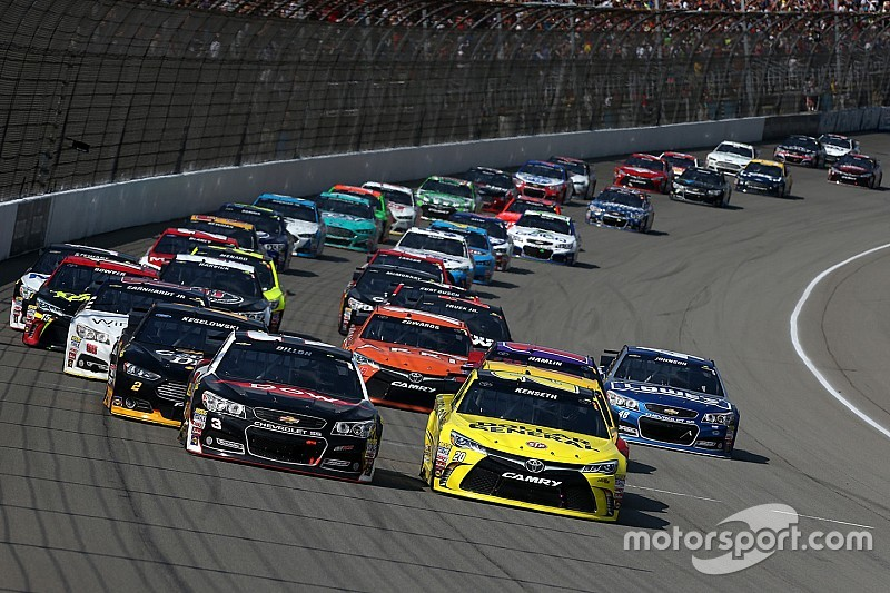 Comcast and NASCAR to unveil new award honoring charitable efforts