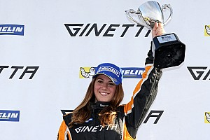 Other open wheel Interview Louise Richardson: Racing at Le Mans is my dream