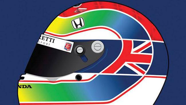 Ecco il logo con cui la IndyCar ricorderà Justin Wilson