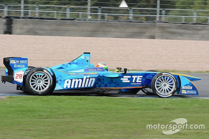 Il team Amlin Andretti rinuncia al proprio e-motor