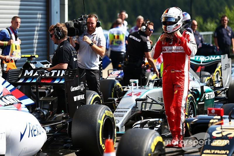 Häkkinen comprend la réaction de Vettel après Spa