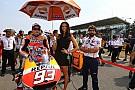 Silverstone, Libere 1: Marquez davanti alle Yamaha
