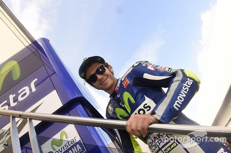 "Valentino Rossi - ""D'ici demain tout peut changer"""