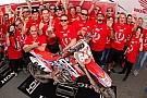 EMX250: Nick Kouwenberg e JTech Honda campioni!