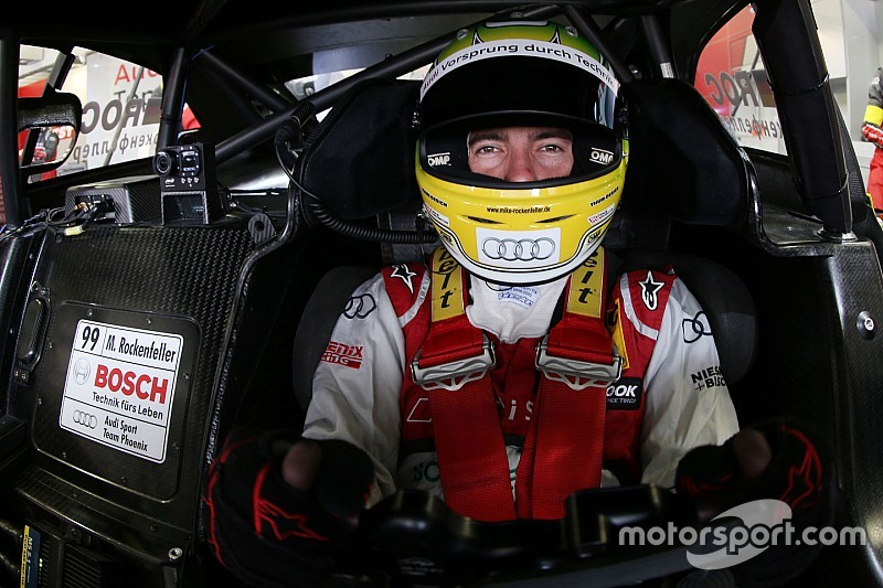Роккенфеллер завоевал поул воскресной гонки в России