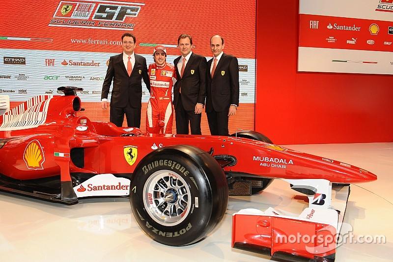 Tombazis critique Ferrari -