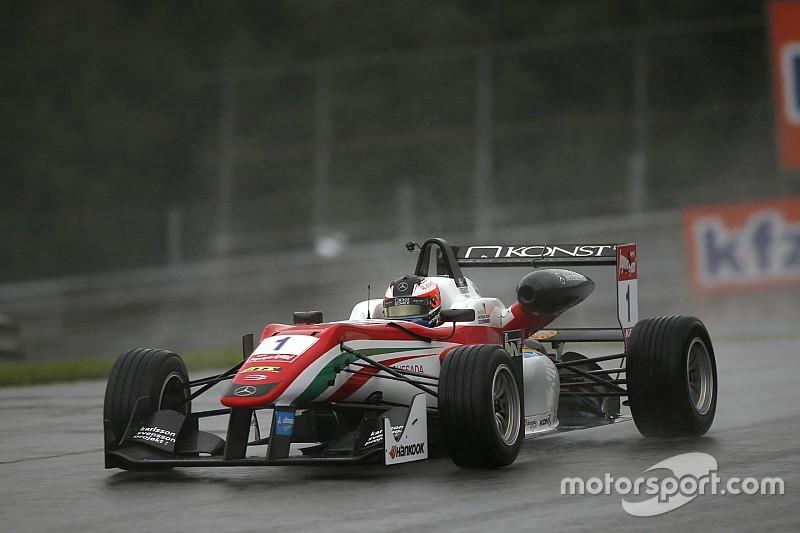 Felix Rosenqvist chiude in vetta i test di Portimao