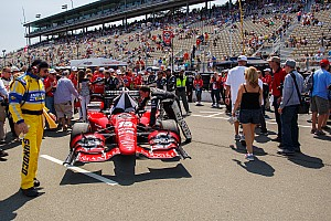 IndyCar Commentary What F1 could learn from the IndyCar fan experience