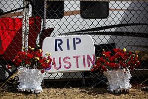 IndyCar Breaking news Justin Wilson funeral to be held September 10th