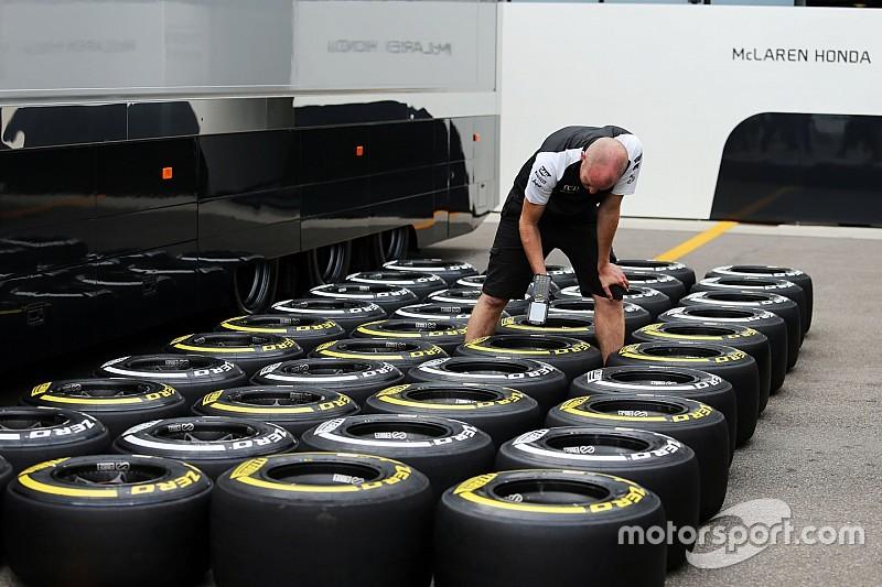 Pirelli et la FIA imposeront des restrictions pneumatiques après les EL1
