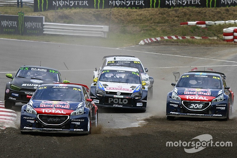 Lohéac, capitale mondiale du Rallycross ce week-end