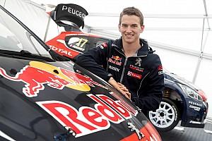World Rallycross Actualités Timmy Hansen -