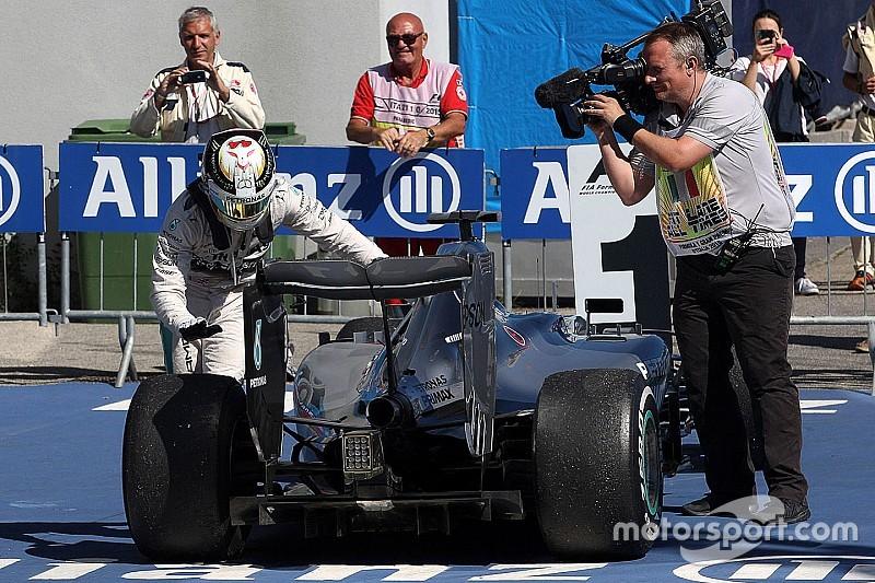 Mercedes aceptaría  revisión más estricta de neumáticos