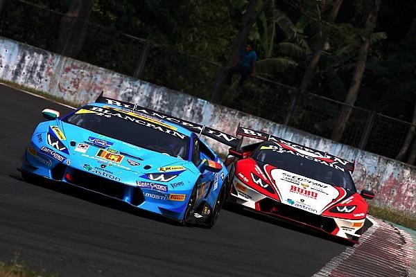 Lamborghini Super Trofeo Asia: Doppietta di Edoardo Liberati a Sentul