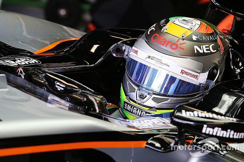 Un volant dérobé chez Force India à Monza