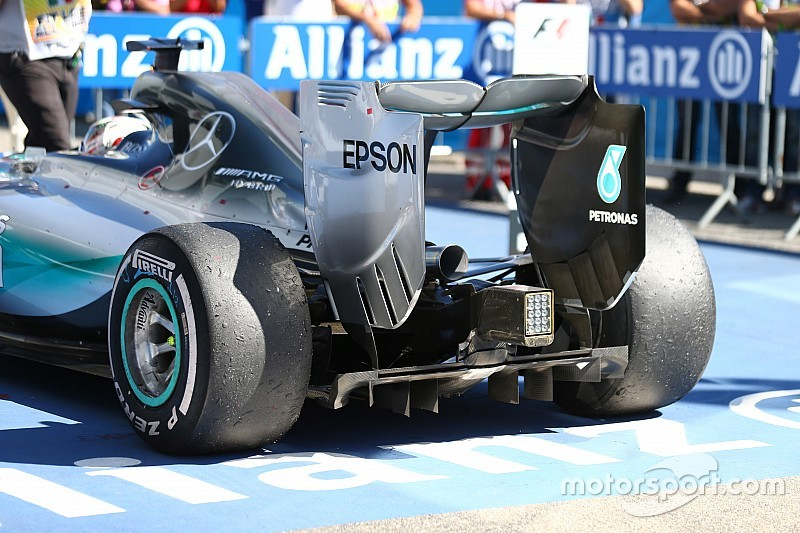 Mercedes attend une procédure de contrôle des pneus plus claire