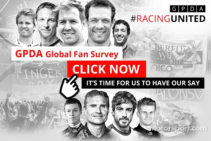 GPDA und Motorsport.com bringen weltweite Fanumfrage an den Start