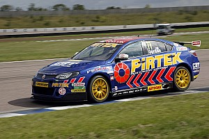 BTCC Breaking news Jordan admits title hopes
