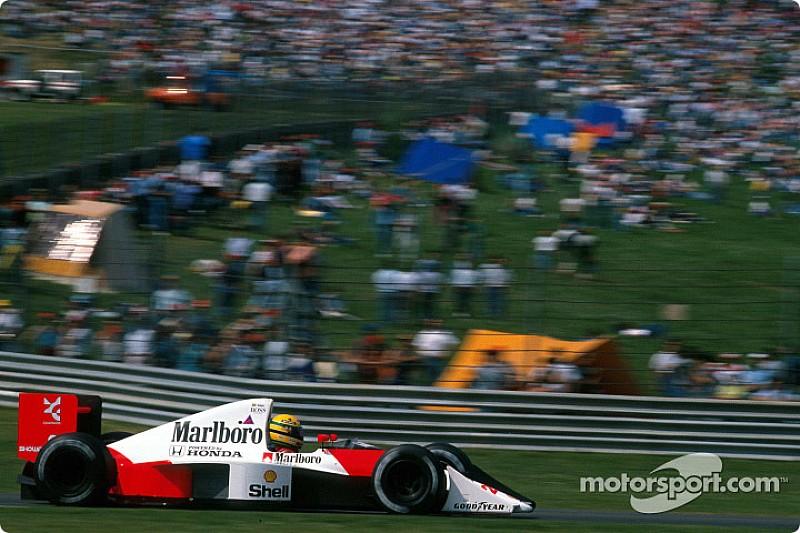 Diferenças nas freadas: Senna x Hamilton x Schumacher x Alonso