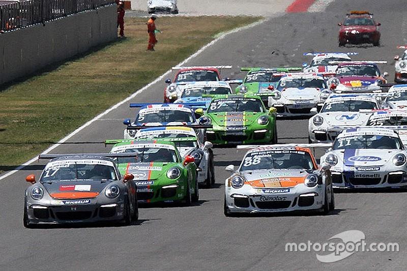 A Vallelunga inizia il rush finale con Agostini in vetta