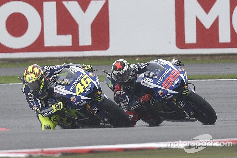 "Rossi señala que 12 puntos sobre Lorenzo ""son nada"""