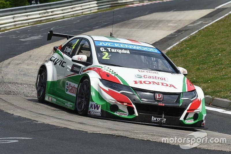 Motegi, Test: Primo sorriso per Tarquini e la Honda