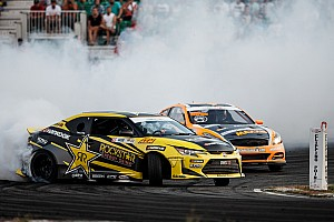 Formula Drift Race report Fredric Aasbo at top of the podium in Canada