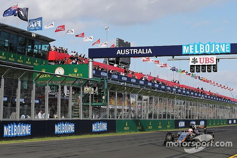 Melbourne se asegura el GP de Australia hasta 2023