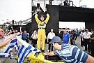 Pro Mazda Urrutia gritó campeón en un lugar muy especial para Uruguay