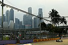 Singapore GP schedule unaltered despite haze threat