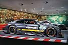 Новый Mercedes для DTM представлен публике