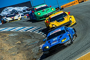 Road racing Analysis International Speedway Corporation won't take over Mazda Raceway Laguna Seca
