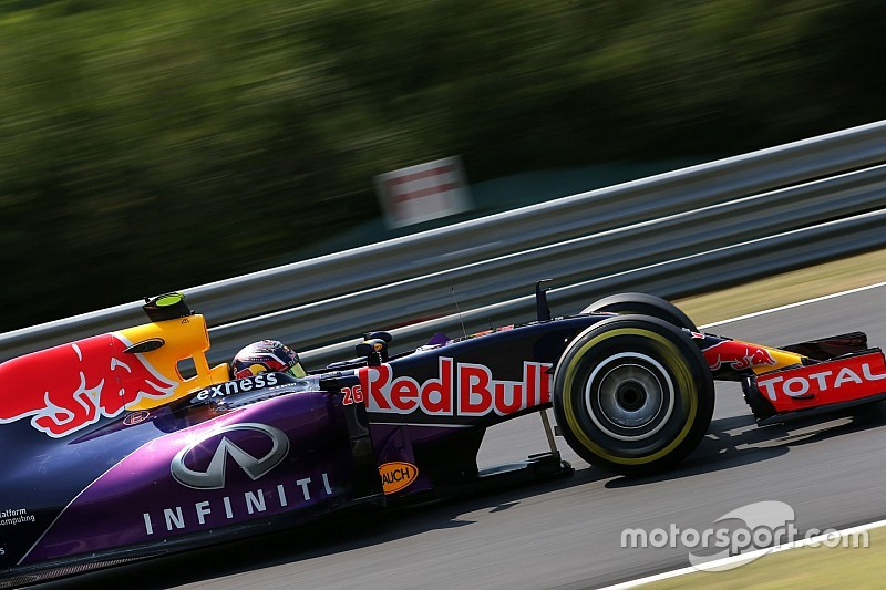 Kvyat: Lack of mileage left Red Bull confused