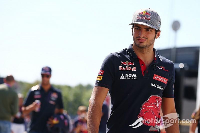 Сайнс хочет стать чемпионом с Red Bull