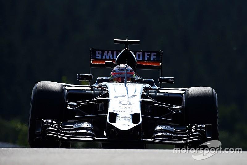 Hülkenberg voit une opportunité de battre Williams à Singapour