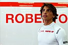 Merhi only found out about Rossi in Singapore