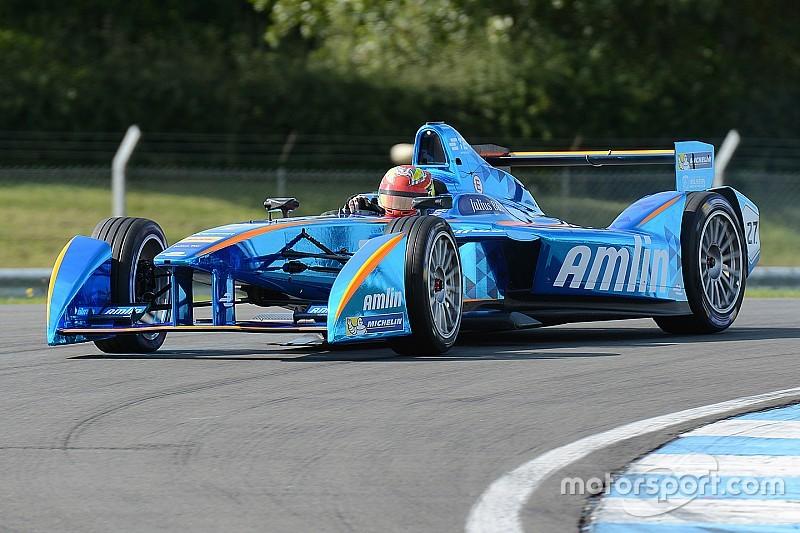 È Robin Frijns la seconda scelta della Amlin Andretti