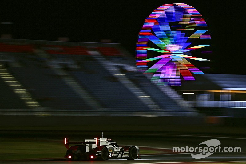 EL2 - Audi se rapproche de Porsche dans la nuit