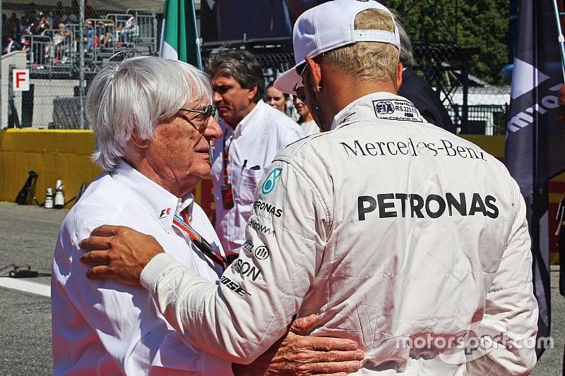 Экклстоун: Mercedes отпугивает других потенциальных участников Ф1