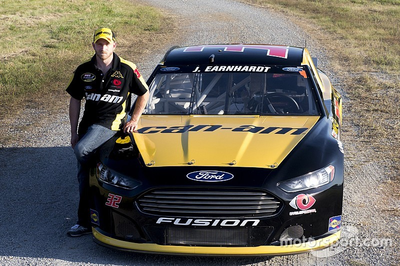 Am To Back Jeffrey Earnhardt And Bobby Labonte In