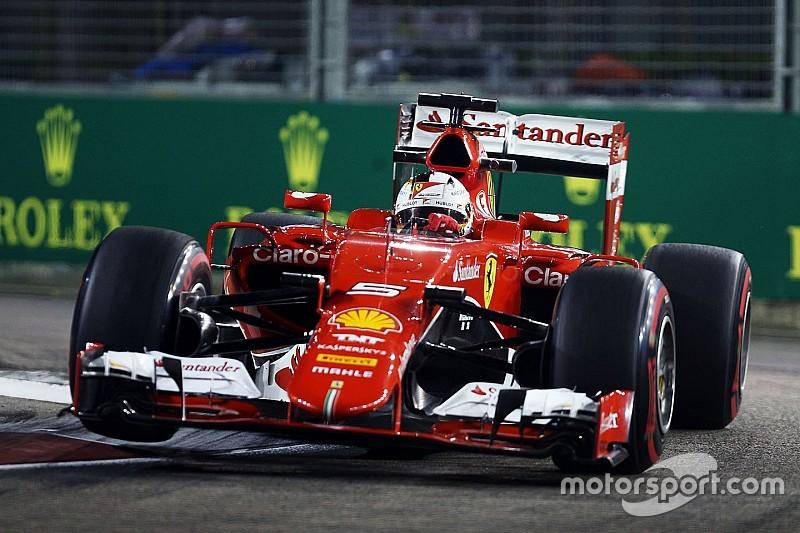 Singapore, Libere 3: due Ferrari davanti a tutti!