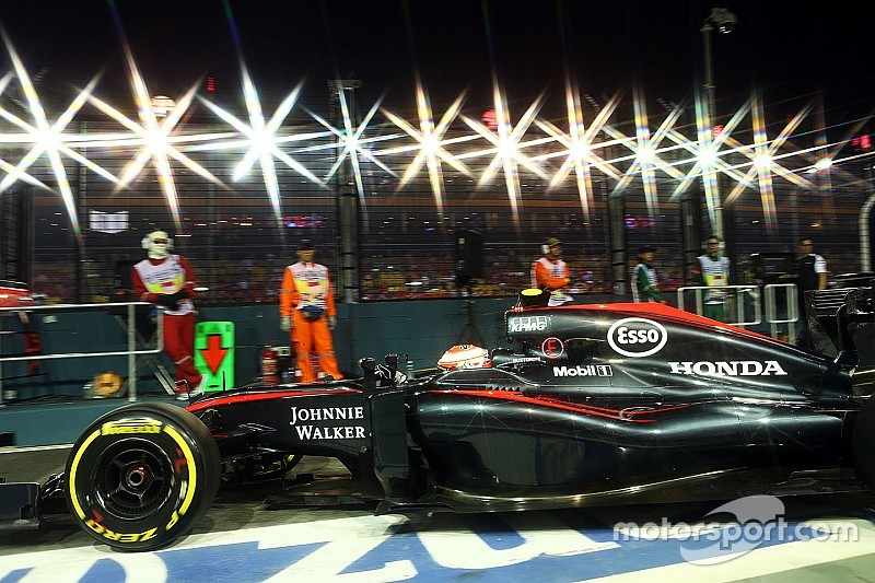"Button: Singapore shake-up ""exactly what the sport needs"""